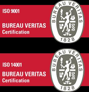 Certificazioni ISO 9001 e ISO 14001 MediPower