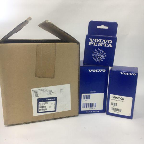Kit Manutenzione D3 Volvo Penta - MediPower Shop online