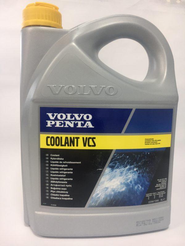 Antigelo VCS Concentrato - 5L Volvo Penta - MediPower Shop online